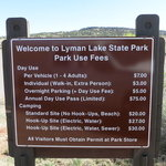 Lyman lake state park