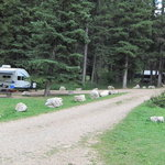 Timon campground