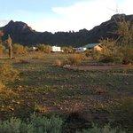 Picacho peak state park
