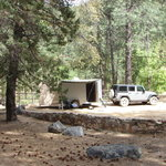 Pioneer pass campground