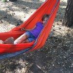 Ponderosa campground tonto nf