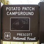 Potato patch campground prescott nf