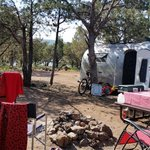 Scott reservoir campground
