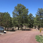 Show low lake campground
