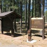 Sinkhole campground
