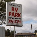 Keystone rv park oregon