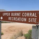 Upper burnt corral