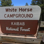White horse lake campground