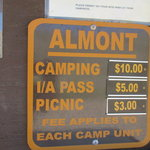 Almont campground