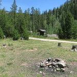 Blodgett campground