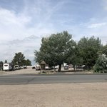 Brush memorial park campground