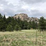 Buffalo campground pike nf