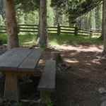 Burro bridge campground