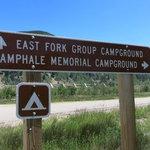 Camp hale memorial campground