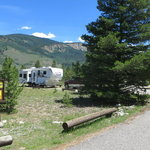 Camp hale memorial campground