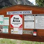 Chalk lake campground