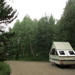 Cold springs campground arapaho nf