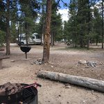 Columbine campground