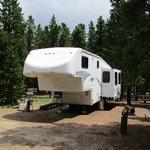 Columbine campground
