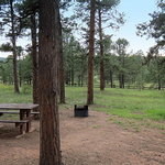 Colorado campground pike nf
