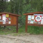 Collegiate peaks campground