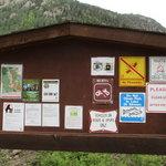 Cottonwood lake campground