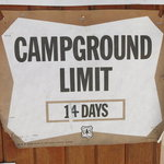Cow creek south campground