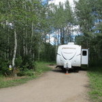 Difficult campground