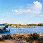 Dowdy lake campground