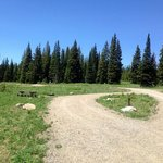 Dumont lake campground routt nf