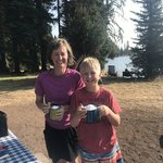 Diamond lake campground