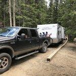 Echo lake campground arapaho nf