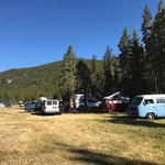 Guanella pass campground