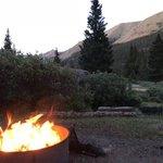 Guanella pass campground