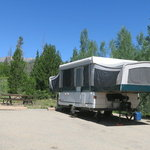 Heaton bay campground