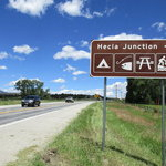 Hecla junction campground