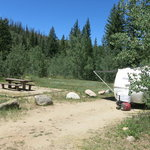 Horseshoe campground