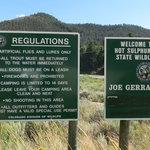 Joe gerrans campground