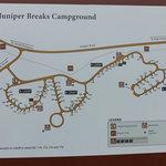 Juniper breaks campground