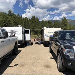 Lakeview campground gunnison nf