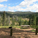 Lynx pass campground