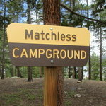 Matchless campground