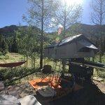 Matterhorn campground