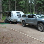 Meadow lake campground white river nf