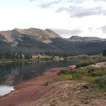 Molas lake park campground