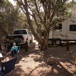 North rim campground black canyon gunnison