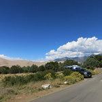 Pinon flats campground