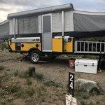 Prospector campground