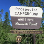 Prospector campground
