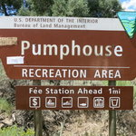 Pumphouse campground